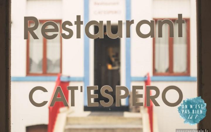 catespero restaurant
