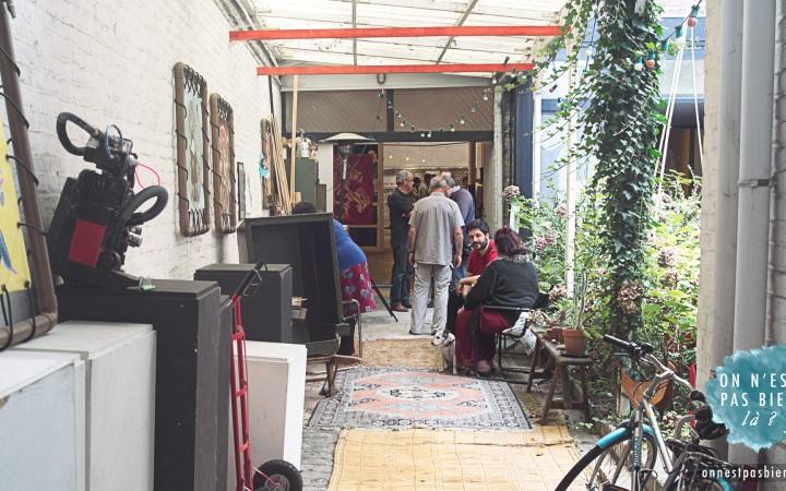 la plus petite galerie du monde a roubaix