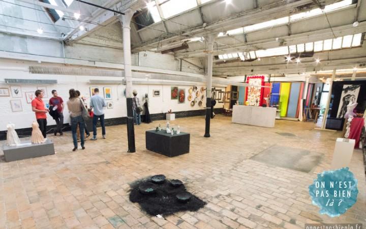 plus petite galerie d art a roubaix