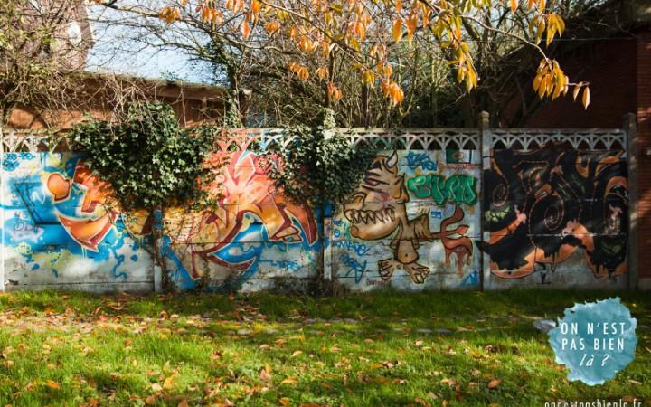 street art canal de roubaix