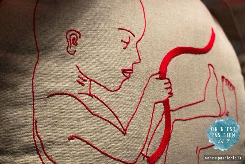 la manufacture fiber art fever