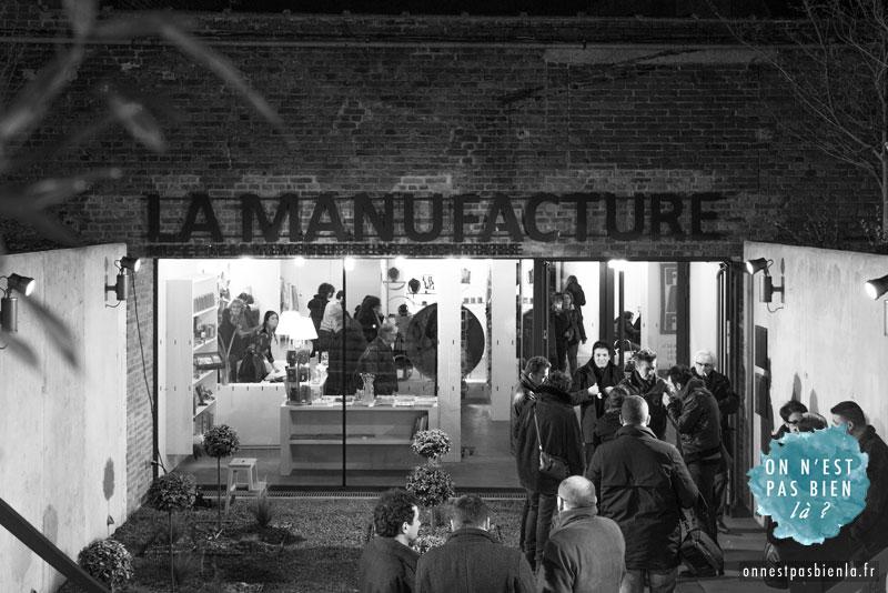 manufacture des flandres visite