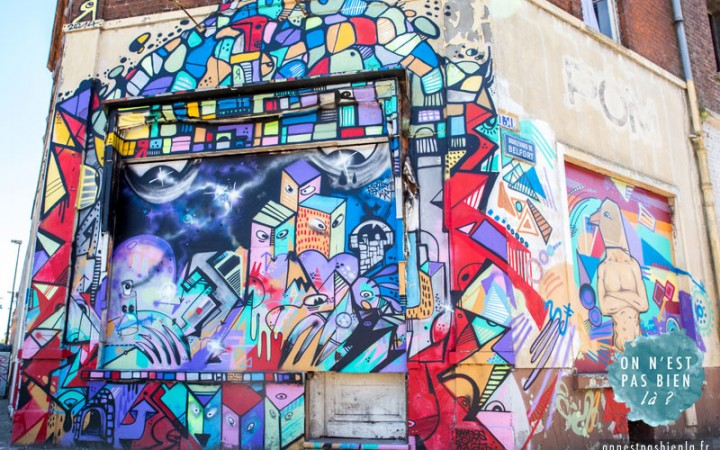 les street artists de roubaix