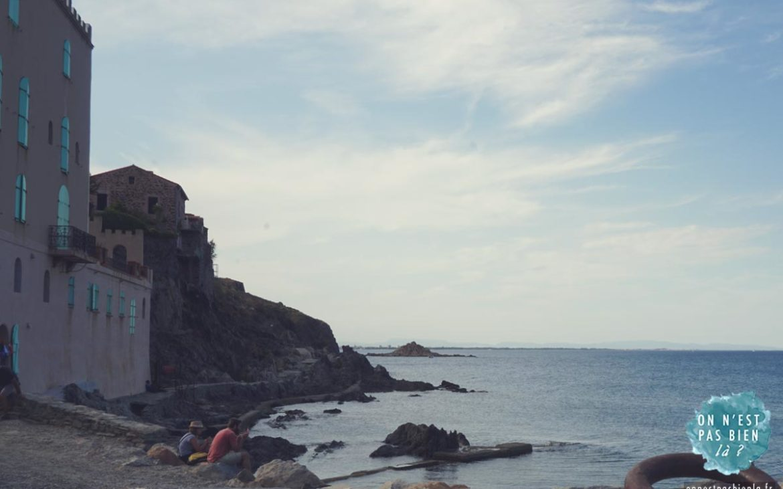 collioure plage