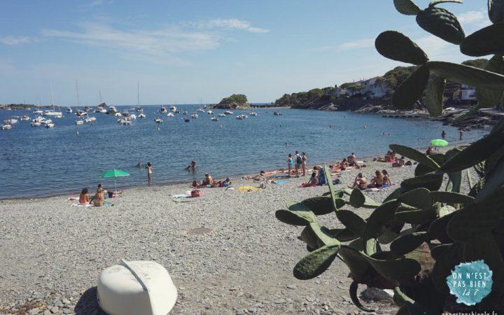 la plage de cadaques